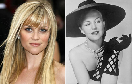 Reese Witherspoon to Star as Peggy Lee in Biopic