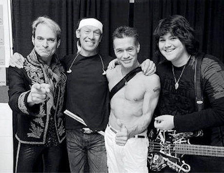 Reunited Van Halen Announce New Album, Lengthy North American Tour