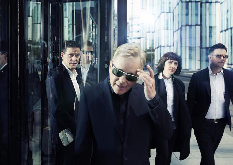 New Order Announce North American Tour