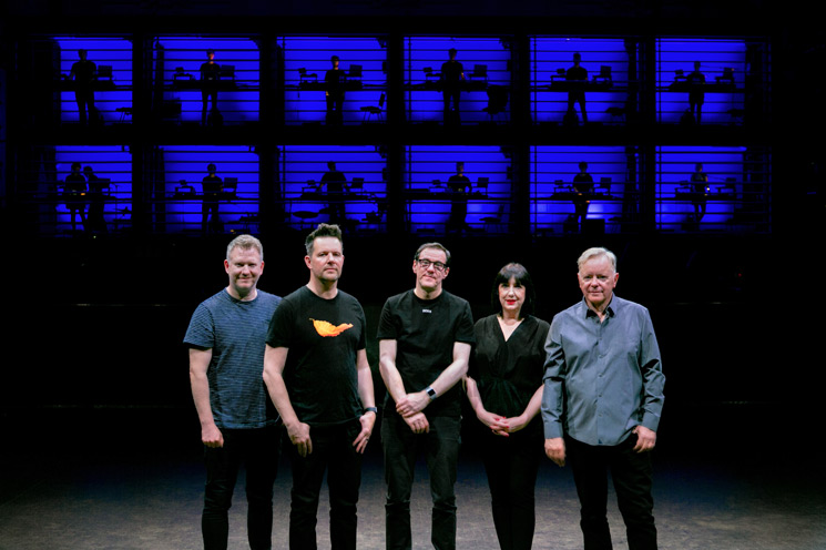 New Order Unveil New Concert Documentary 'Decades'