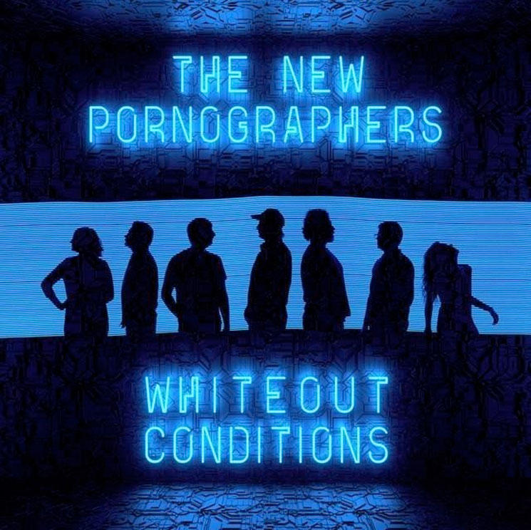 The New Pornographers 'Whiteout Conditions' (album stream)