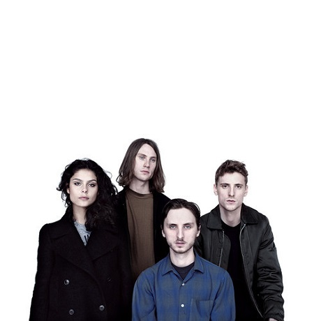 These New Puritans 'James H Xmas Song Mix2'