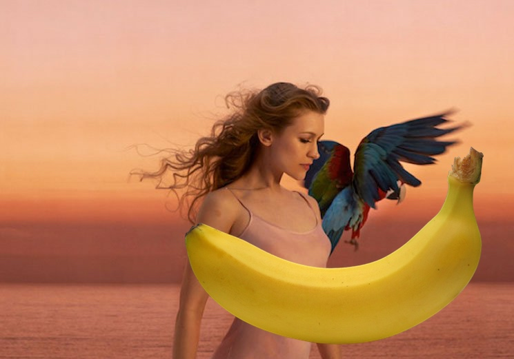 Joanna Newsom Really, Really Hates Bananas