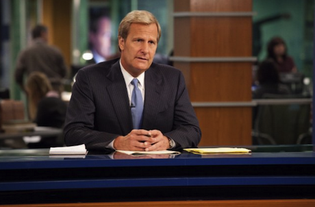 The Newsroom: The Complete First Season [Blu-Ray]