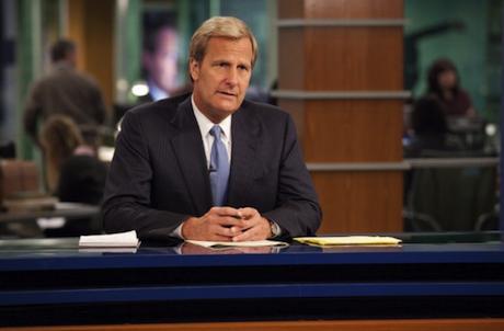 The Newsroom: The Complete First Season [Blu-Ray]