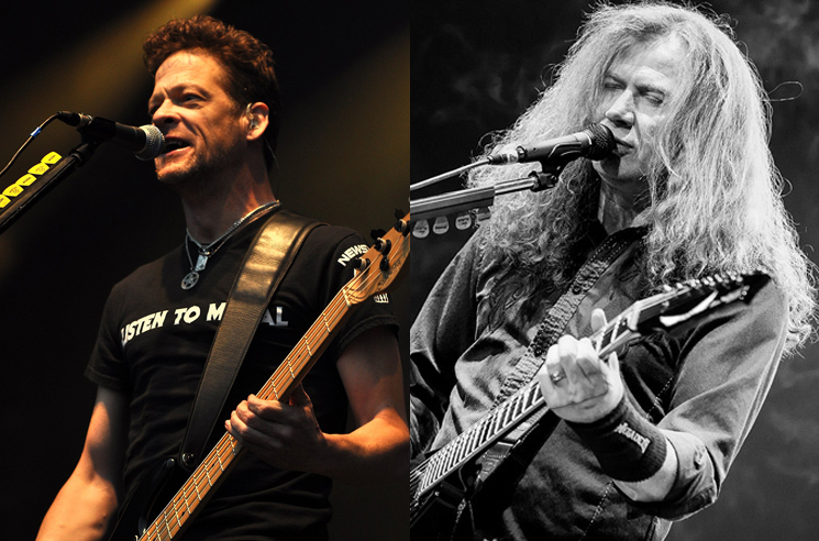 No, Ex-Metallica Bassist Jason Newsted Is Not Joining Megadeth