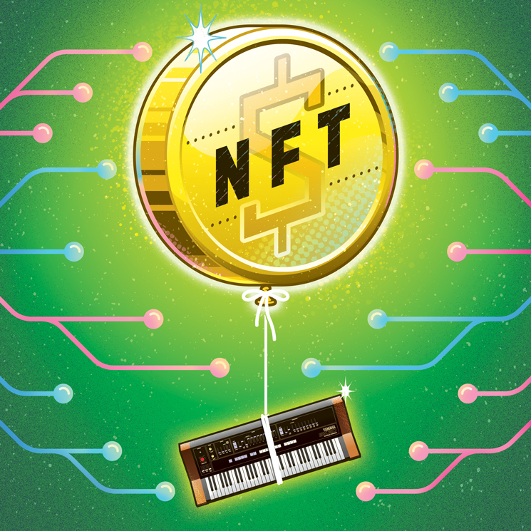 Why Are NFTs Suddenly Taking Over the Music Industry?