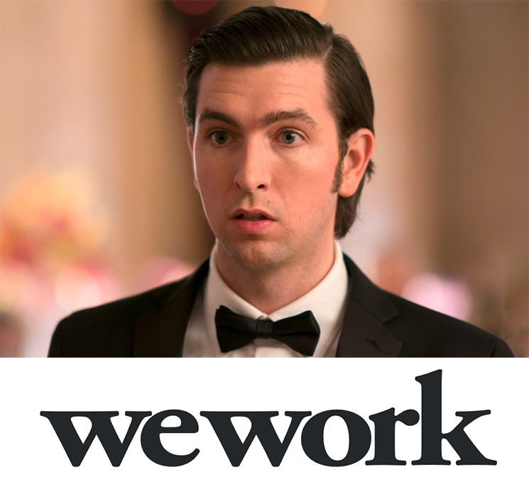 Nicholas Braun (a.k.a. Cousin Greg from 'Succession') Is Starring in a Series About the Downfall of WeWork
