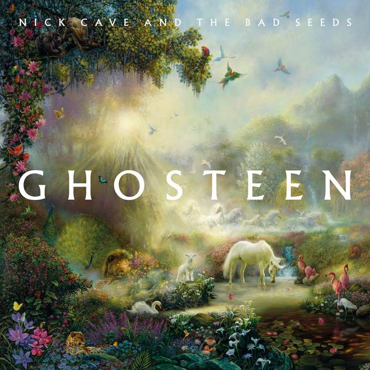Listen to Nick Cave and the Bad Seeds' New Album 'Ghosteen'