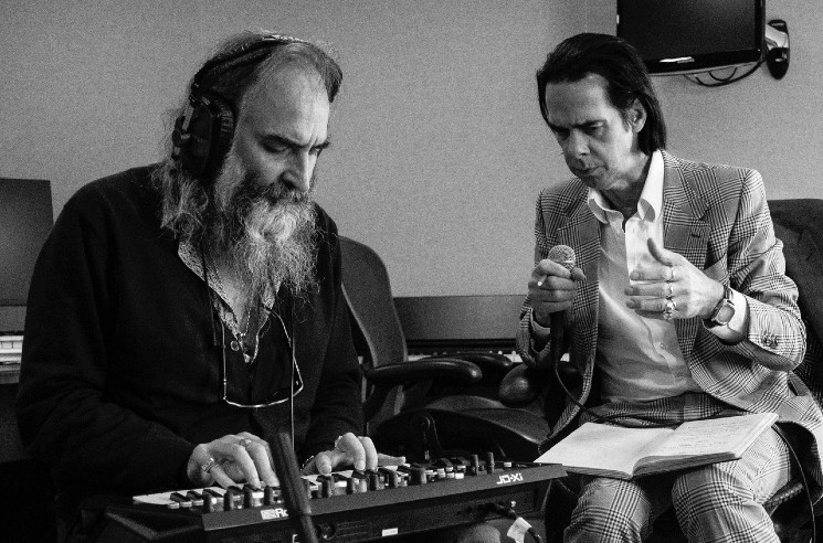 Nick Cave and Warren Ellis Are Shooting a 'Carnage' and 'Ghosteen' Concert Film