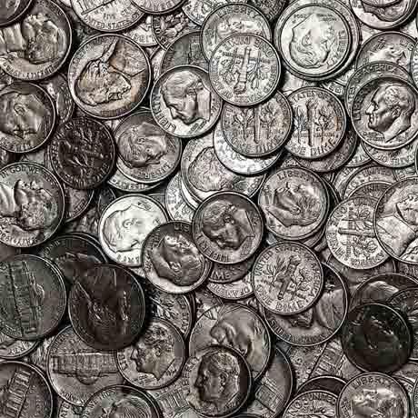 14KT Nickel & Dimed