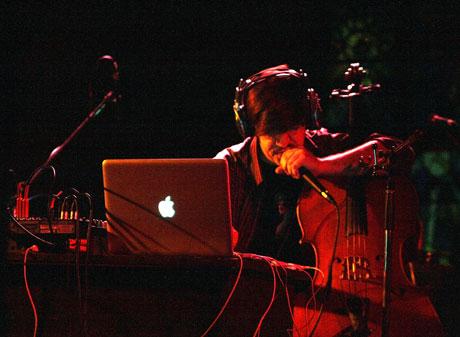 Nick Storring The Music Gallery, Toronto, ON, October 18
