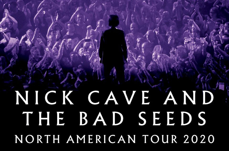 ​Nick Cave and the Bad Seeds Map Out North American Tour