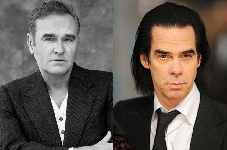 "Nick Cave Says Morrissey's Music ""Will Long Outlast His Offending Political Alliances"""