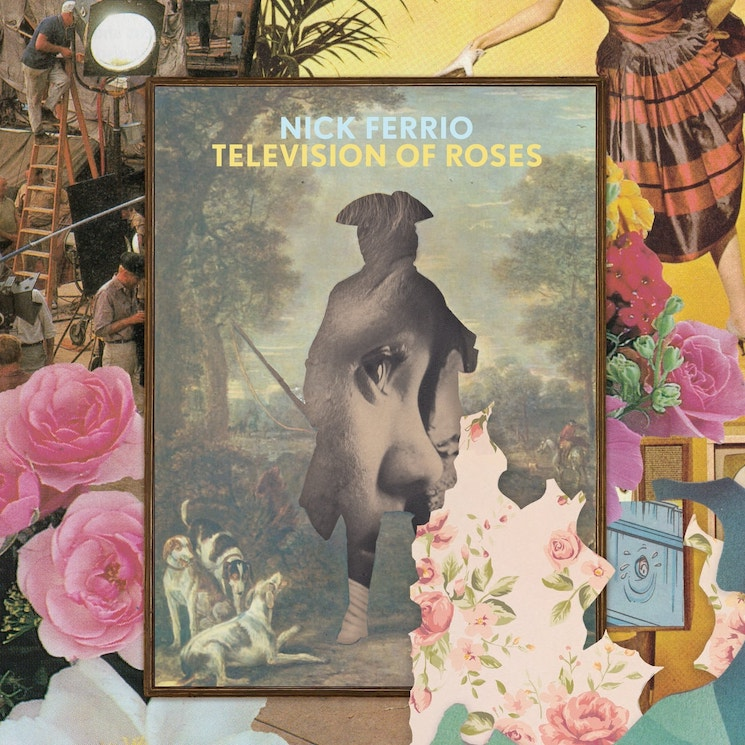 Nick Ferrio Wrings Emotionality from Simplicity on 'Television of Roses'