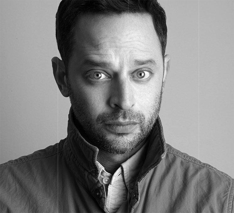 JFL42 Review: Nick Kroll Sheds His Famous Characters and Reveals Himself Meridian Hall, Toronto, ON, September 20