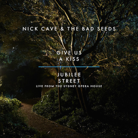 Nick Cave and the Bad Seeds 'Give Us a Kiss' / 'Jubilee Street' (live at Sydney Opera House)