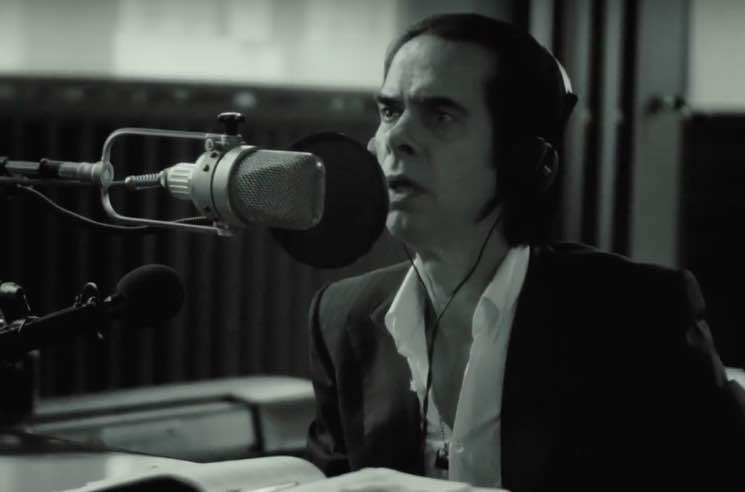 Nick Cave and the Bad Seeds 'Jesus Alone' (video)