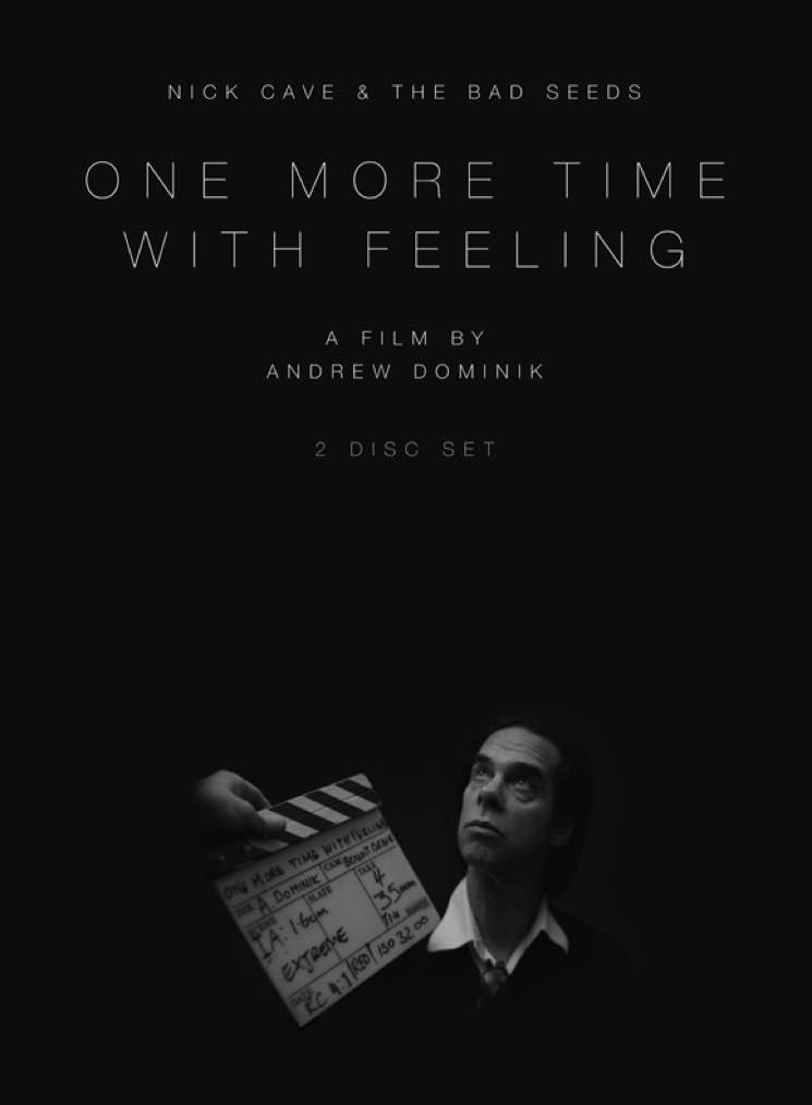 ​Nick Cave and the Bad Seeds' 'One More Time with Feeling' Gets DVD and Blu-ray Release