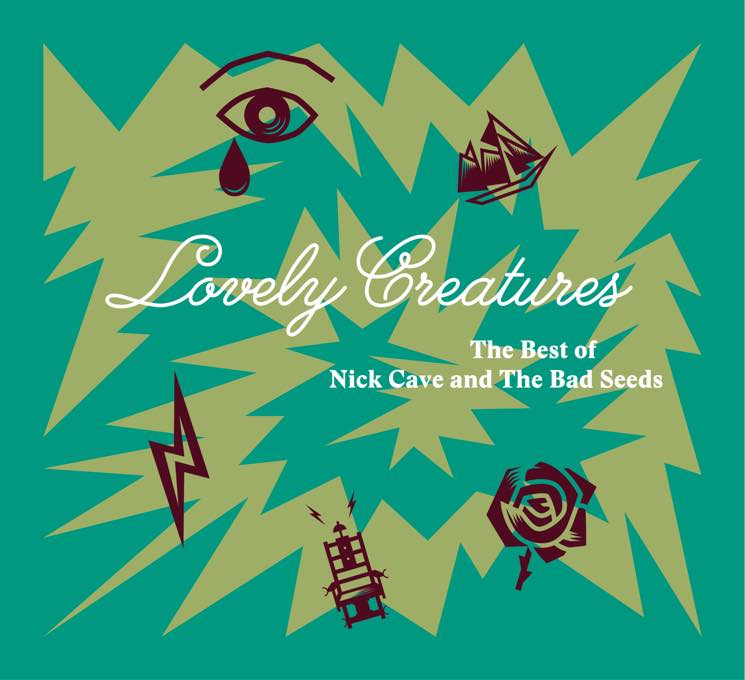 Nick Cave and the Bad Seeds Lovely Creatures: The Best of Nick Cave and the Bad Seeds (1984-2014)