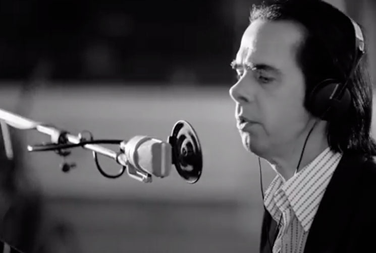 Nick Cave and the Bad Seeds 'Girl in Amber' (video)