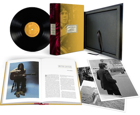 Nick Drake Biography and Unreleased 10-inch on the Way