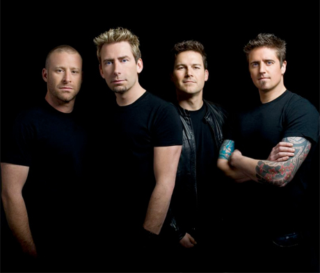 "Two Men Detained by Police for Saying ""Nickelback"""