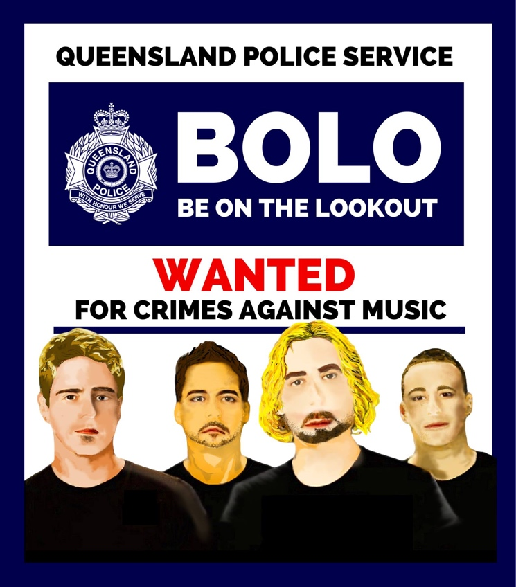 "Nickelback Wanted by Australian Police for ""Crimes Against Music"""