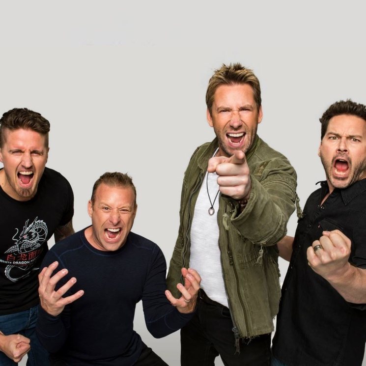 Nickelback's Social Media Presence Is Weirdly Endearing