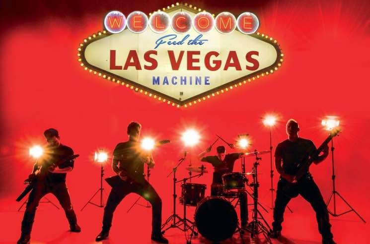 Nickelback Are Doing a Las Vegas Residency