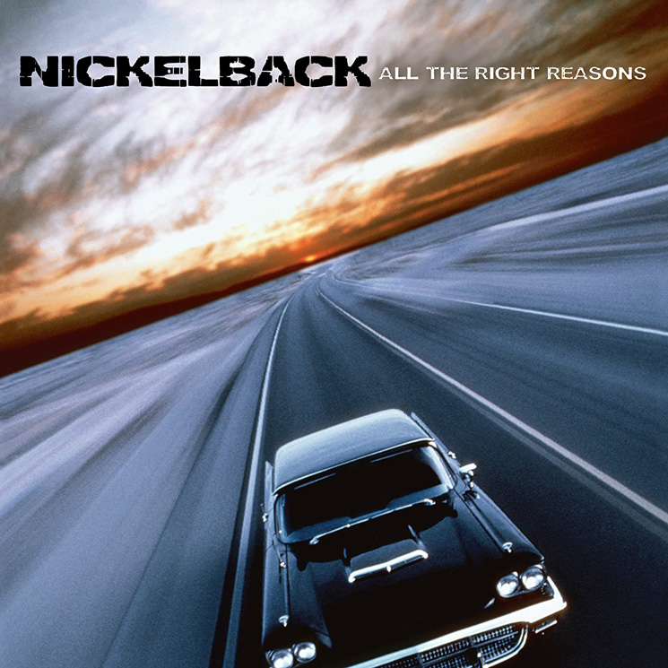 Nickelback Detail 15th Anniversary Edition of 'All the Right Reasons'
