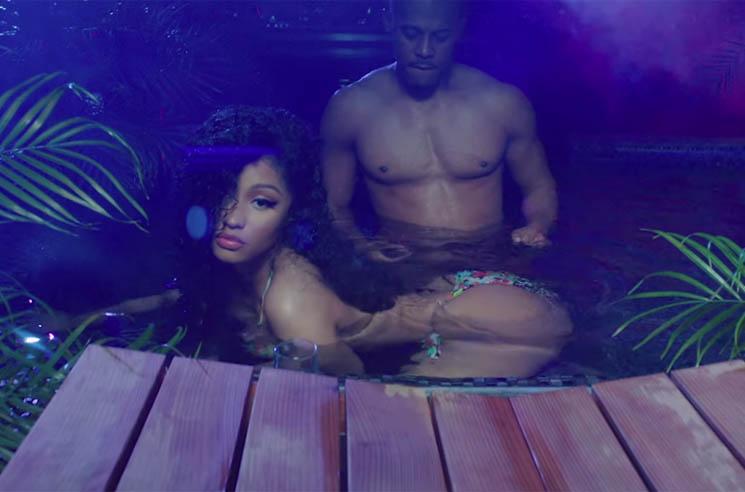 "Nicki Minaj Drops ""Megatron"""