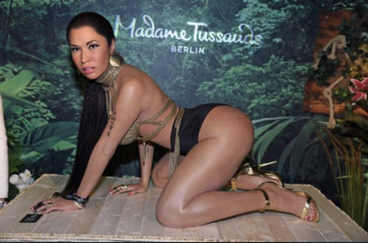 Nicki Minaj Herself Approved That Wax Figure Everyone Hates Back in 2015