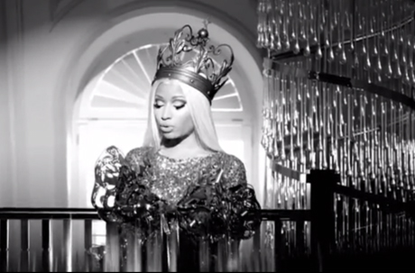 "Nicki Minaj ""Freedom"" (video)"