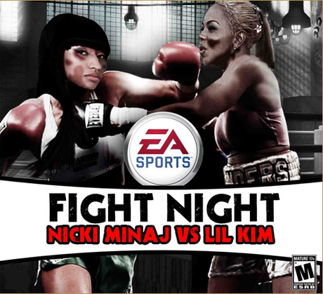 Lil' Kim 'Black Friday' (Nicki Minaj diss track)