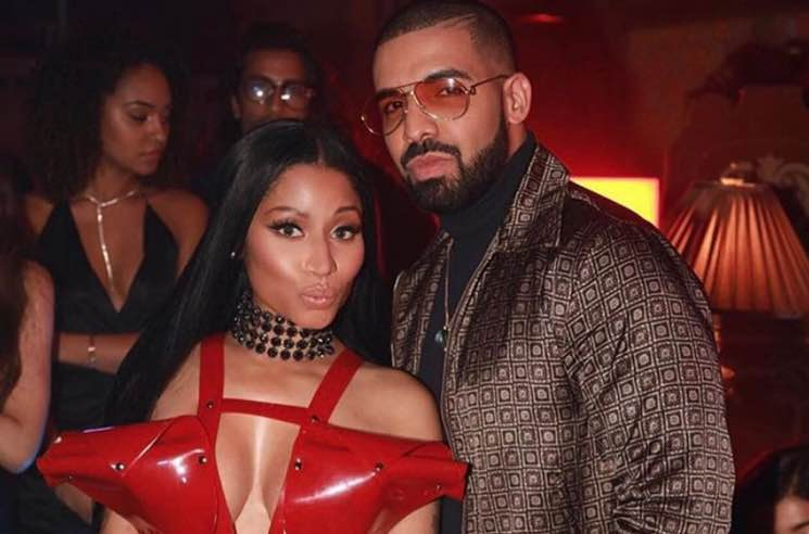 ​Nicki Minaj Sides with Drake in Pusha-T Beef