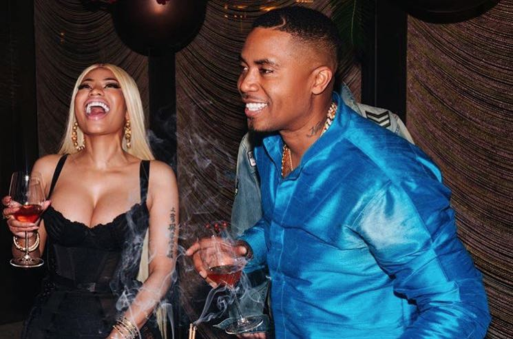 "Nicki Minaj Gets Nas for Non-Album Track ""Sorry"""