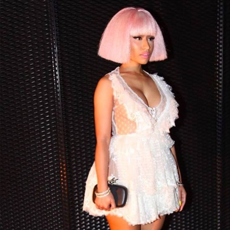 "Nicki Minaj ""Black Barbies"""