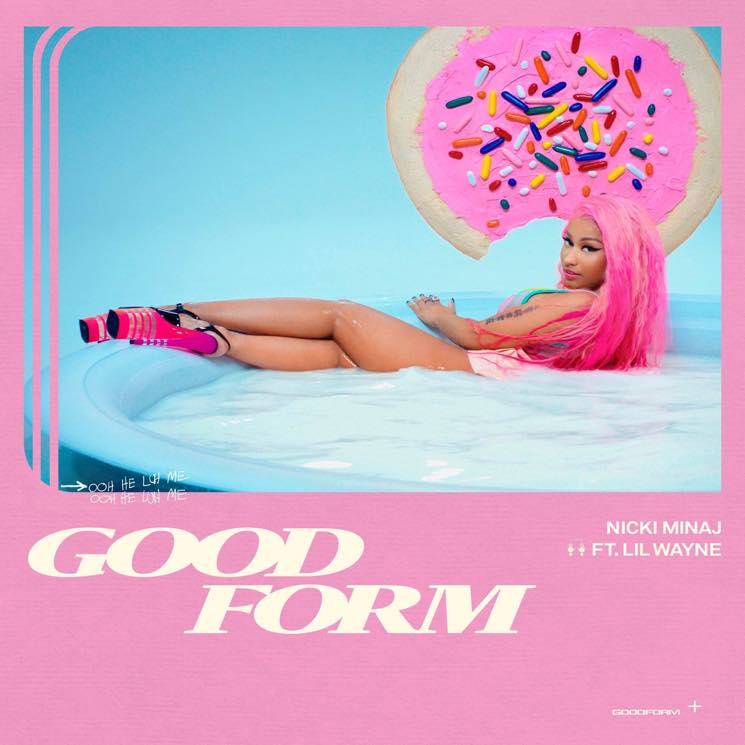 ​Nicki Minaj Taps Lil Wayne for 'Good Form' Remix