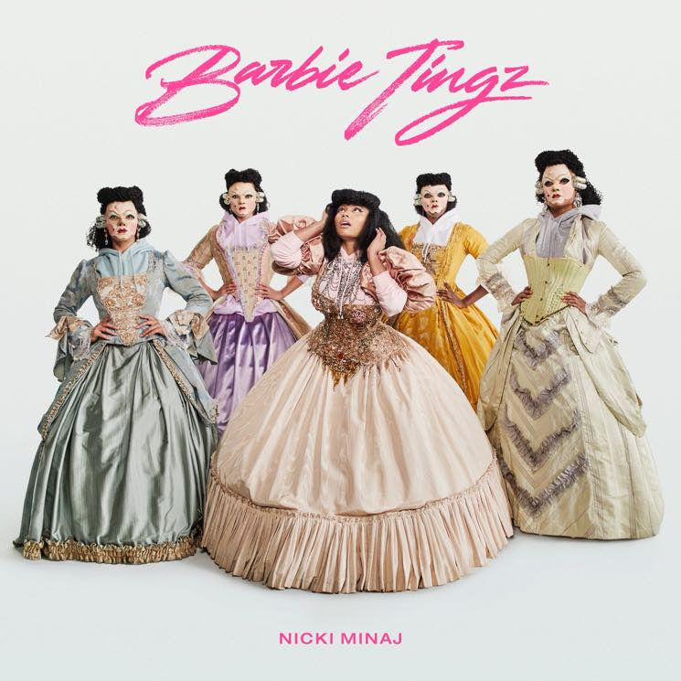 Nicki Minaj Announces Two New Singles