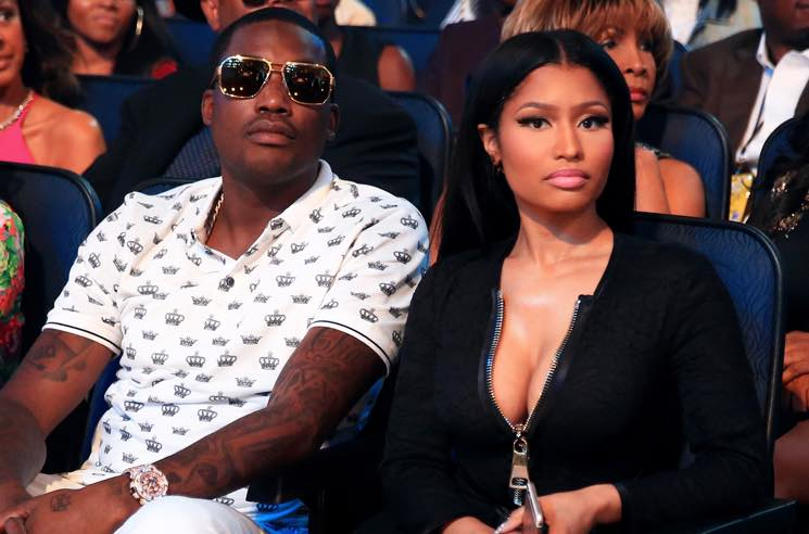 Nicki Minaj and Meek Mill Are Officially Broken Up
