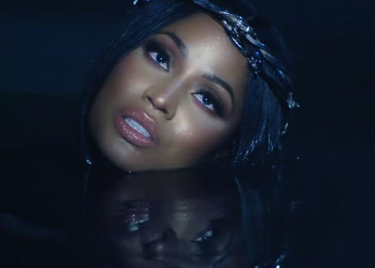 """Nicki Minaj """"Regret in Your Tears"""" (video)"""