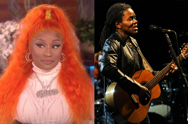 Tracy Chapman Is Suing Nicki Minaj over 'Queen'