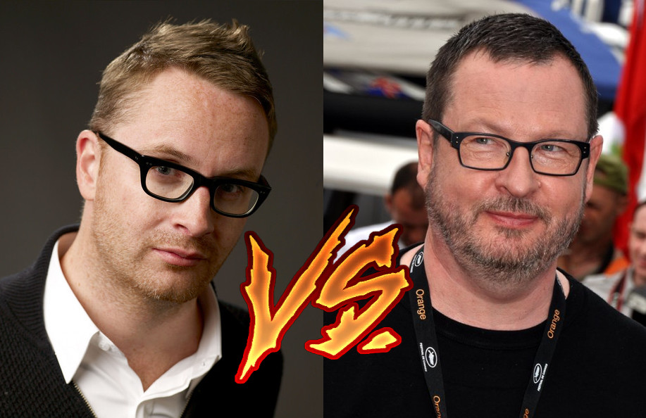 Auteur Fight! Nicolas Winding Refn Trashes Lars von Trier at Cannes