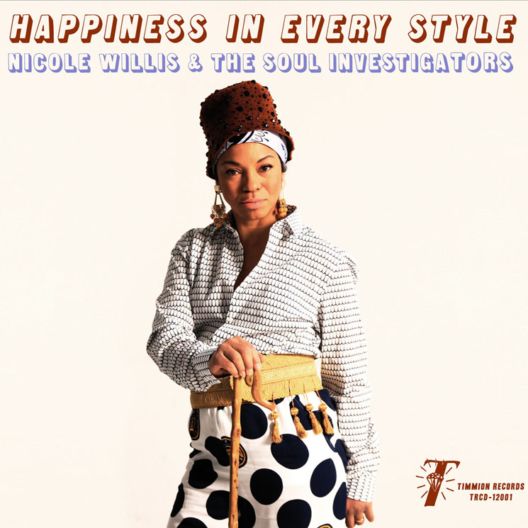 Nicole Willis & The Soul Investigators Happiness In Every Style