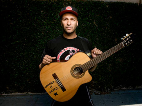 Tom Morello Reveals Plan to Mobilize Occupy Vancouver