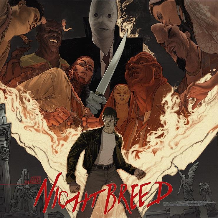 Danny Elfman's 'Nightbreed' Score Gets Vinyl Reissue via Waxwork