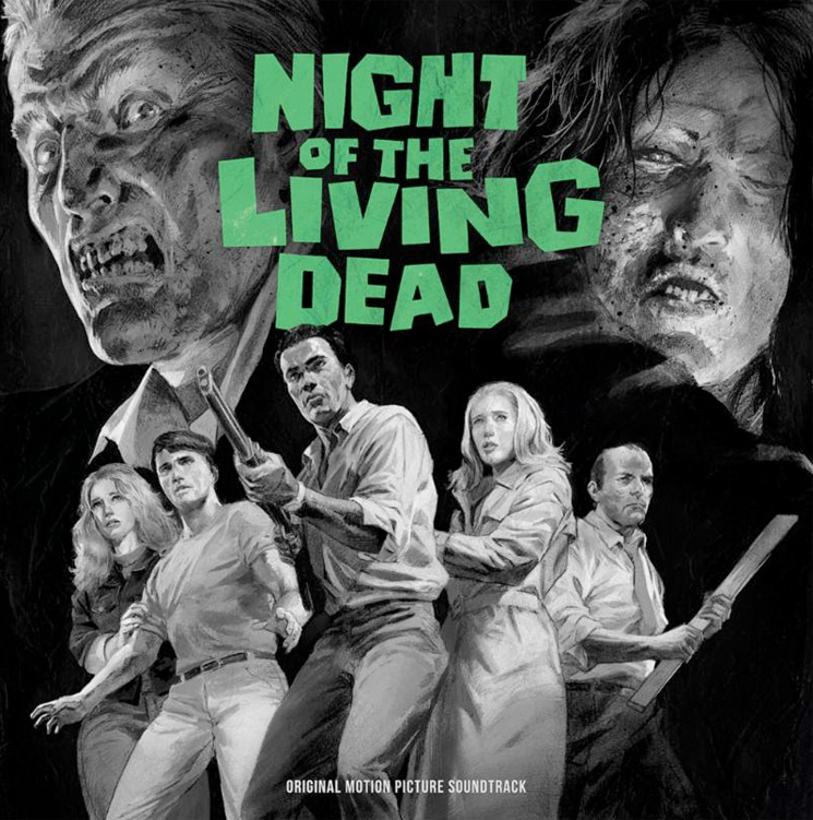 'Night of the Living Dead' and 'The Haunting of Hill House' Get Soundtrack Releases via Waxwork