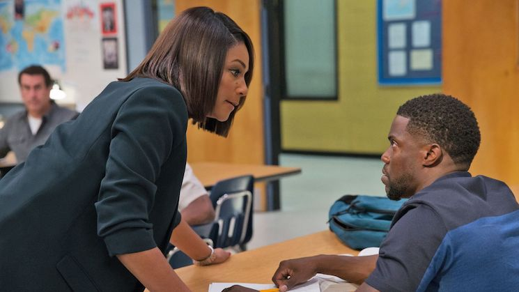 ​Tiffany Haddish and Kevin Hart Just Barely Pass 'Night School' Directed by Malcolm D. Lee