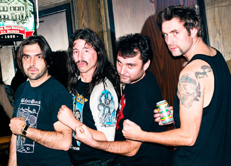'Fubar' Star Deaner Tours Western Canada with Nightseeker